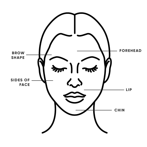 face waxing whats included at essential beauty
